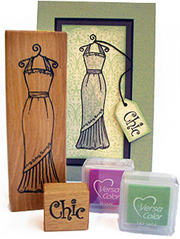 Craft Stamps & Accessories